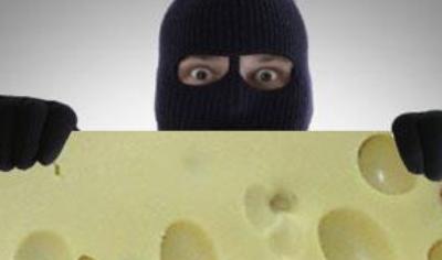 Wie heeft mijn kaas gepikt?