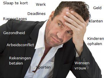 Van werkstress naar workflow