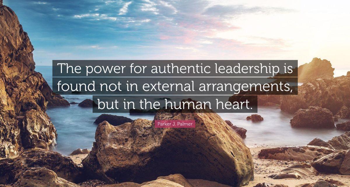 Authenticiteit is de sleutel voor succes in leiderschap