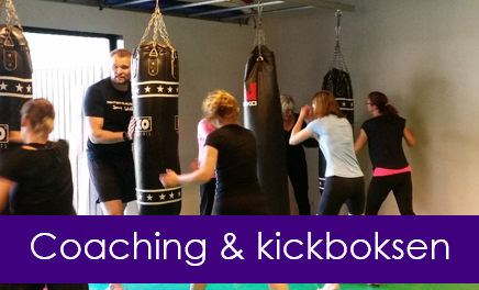 "Workshop ""Mental coaching & Kickboksen"", 23 maart 2019"