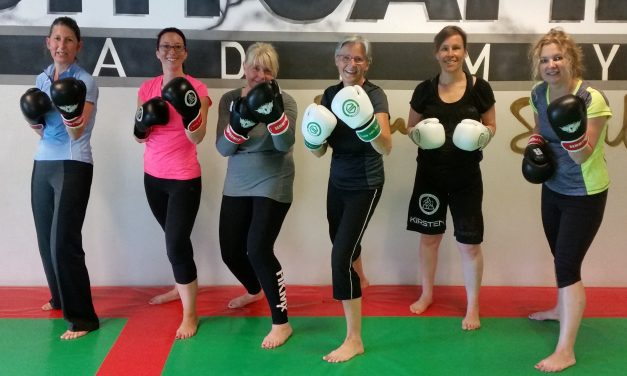 "Workshop ""Kickbokscoaching"", dinsdag 1 oktober 2019"