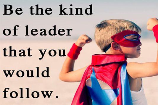 Herkennen van goed leiderschap