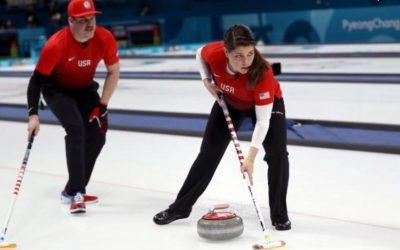 Ben jij een curling leider in de echte wereld?