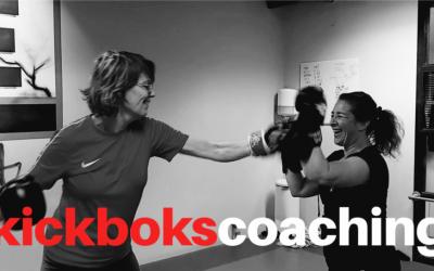 Starten met kickboksen en persoonlijke ontwikkeling, 3 oktober 2020