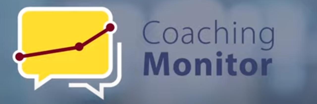 Inzet van de coaching monitor